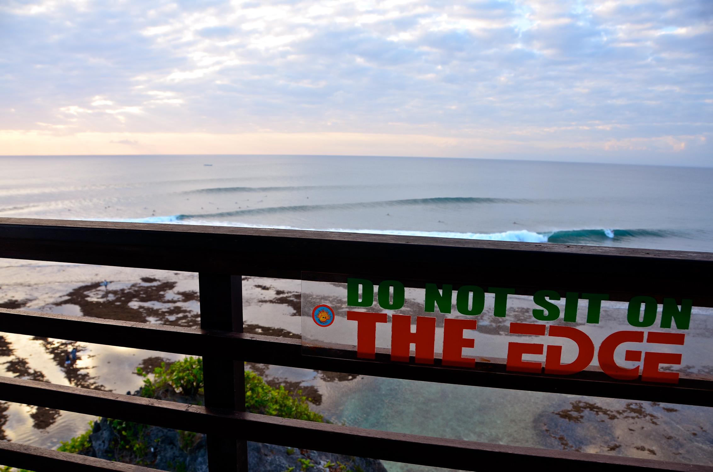 Uluwatu, Bali - Allez Gizèle