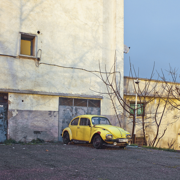 Cité ists, Alger