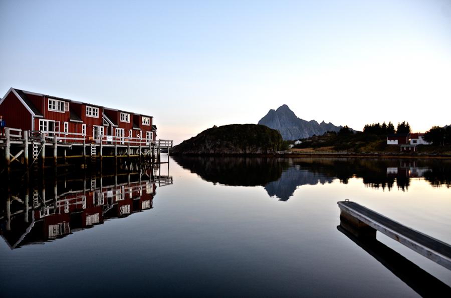 Lofoten-Norvège