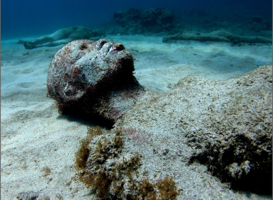 Grace Reef - ©www.underwatersculpture.com