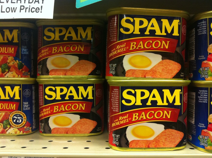 supermarche este park bacon