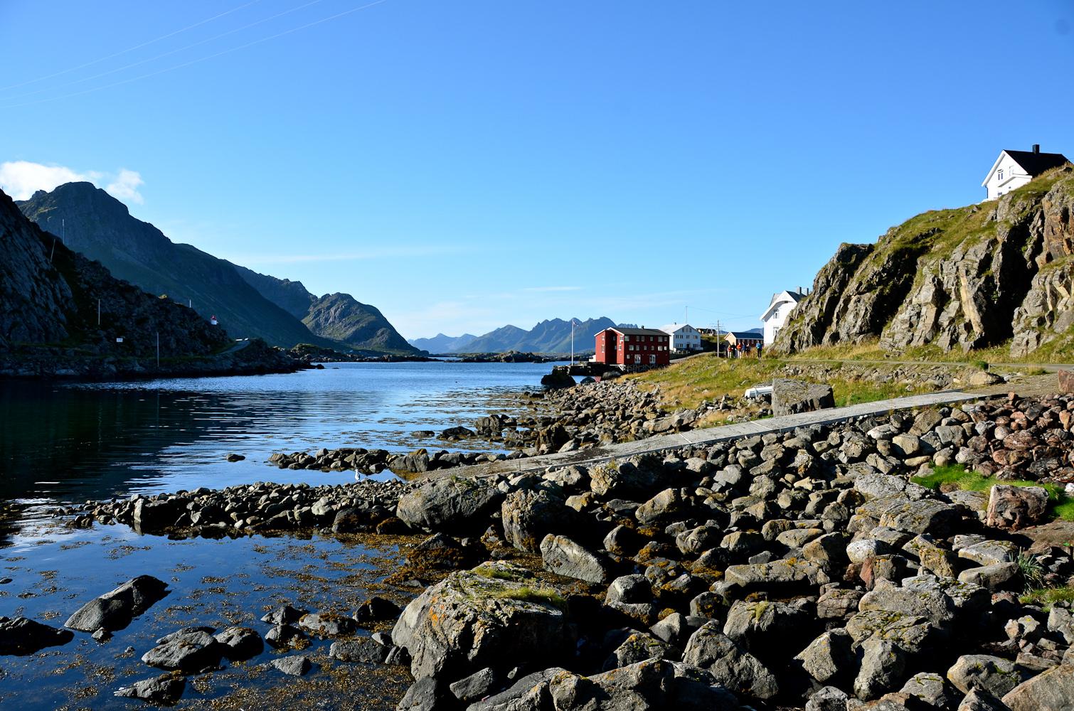 Nyksund un havre de paix aux confins de la norv ge allez giz le - Office de tourisme norvege ...