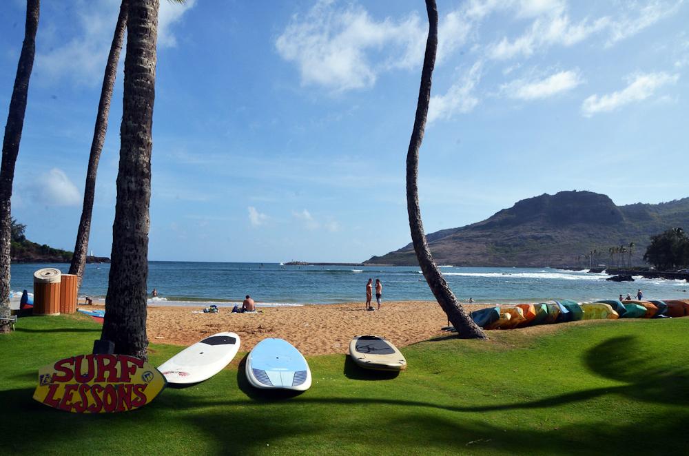 Nawiliwili Beach Hawai Kauai