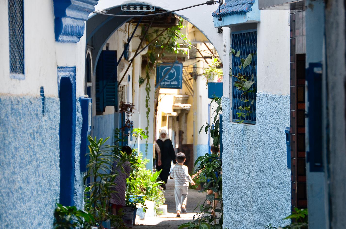 Tanger-medina-maroc