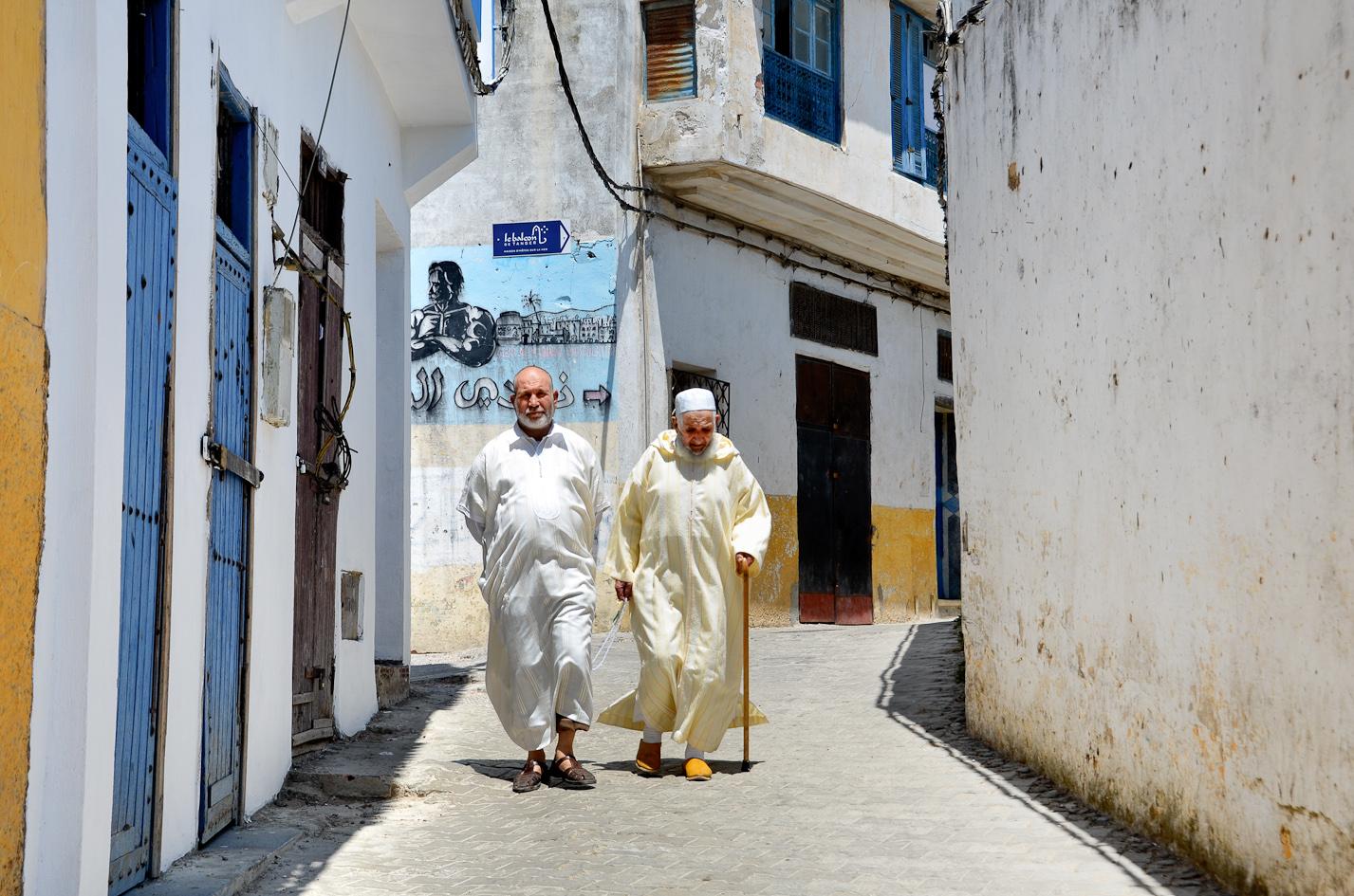medina-tanger-maroc-gizele