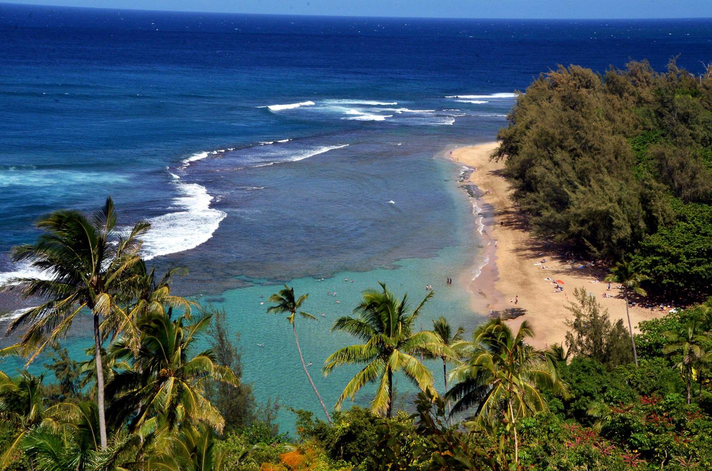 Ke'e-Beach-Kauai-Hawaii
