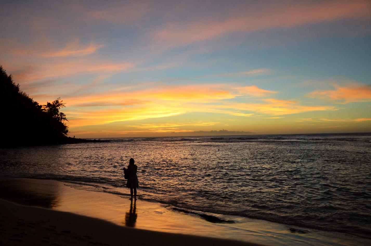 Ke'e-Beach-kauai-hawai