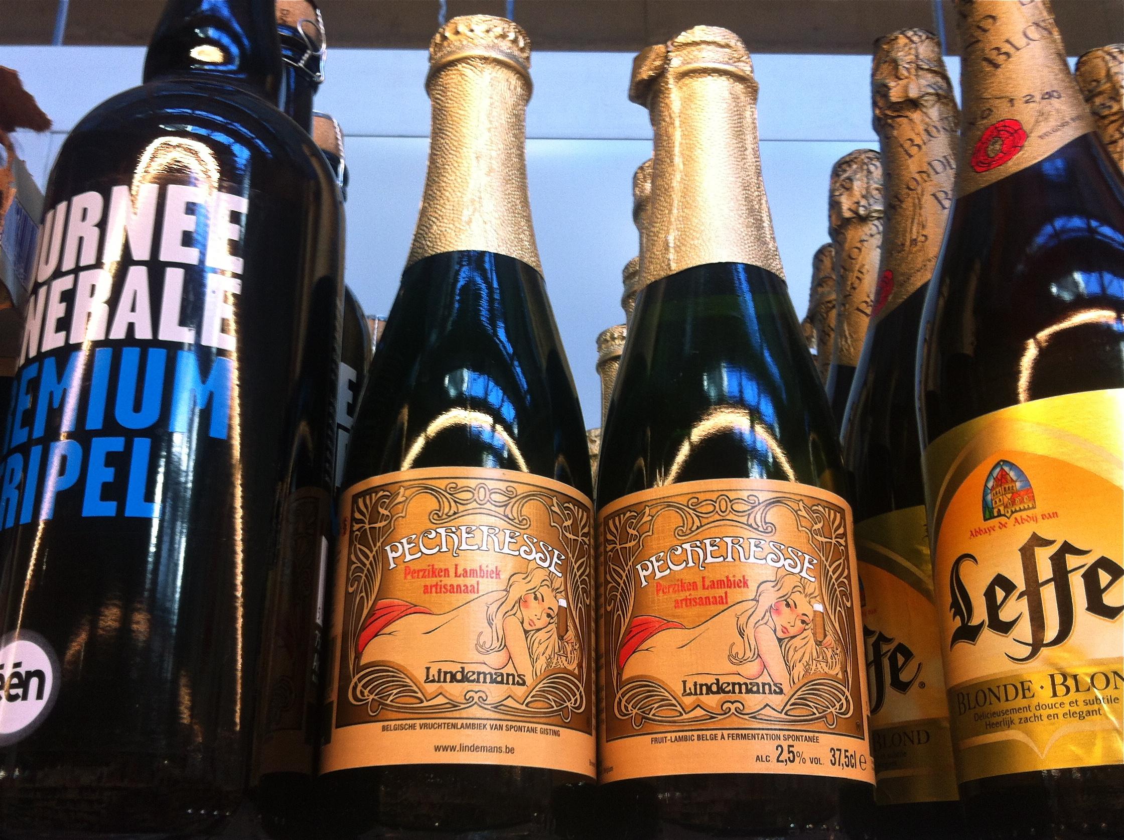 biere belgique pecheresse