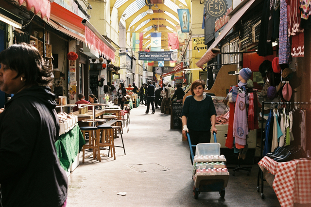 Market Village brixton