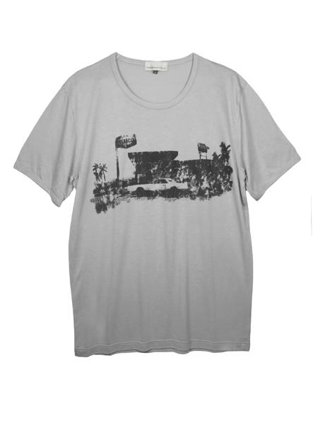 t-shirt Charlotte Sometime Josh