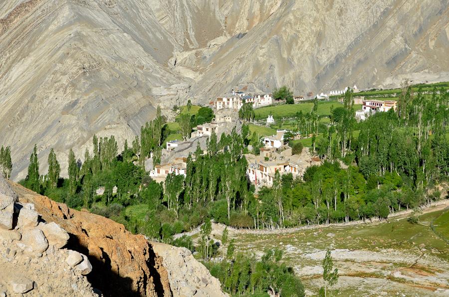Village de Skindeyang ladakh