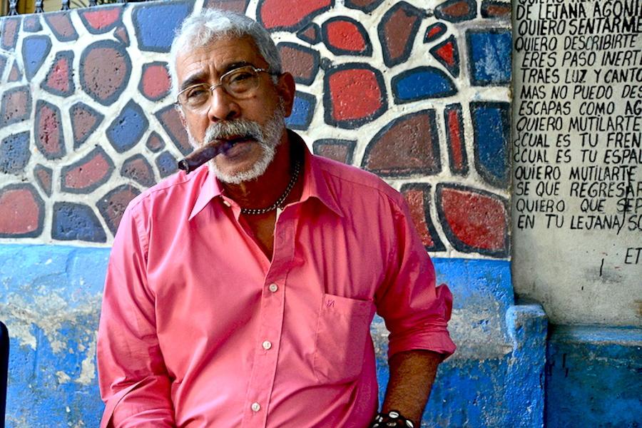 Callejón de Hamel Cuba La Havane