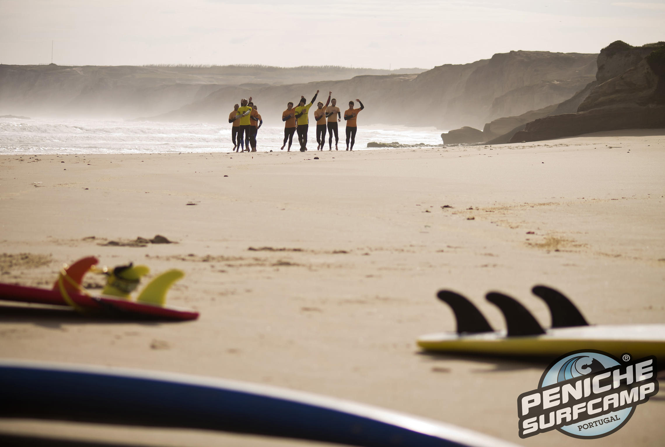 Peniche surf camp 5