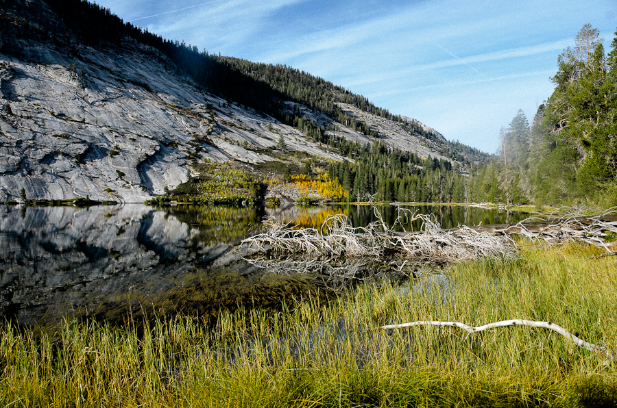 Bivouac trek merced lake yosemte