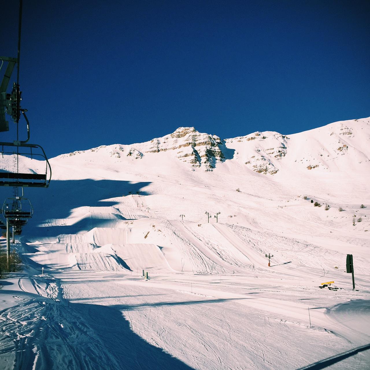 vars ski