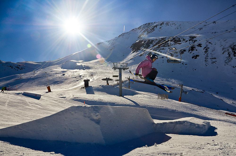 ski pyrenees catalanes