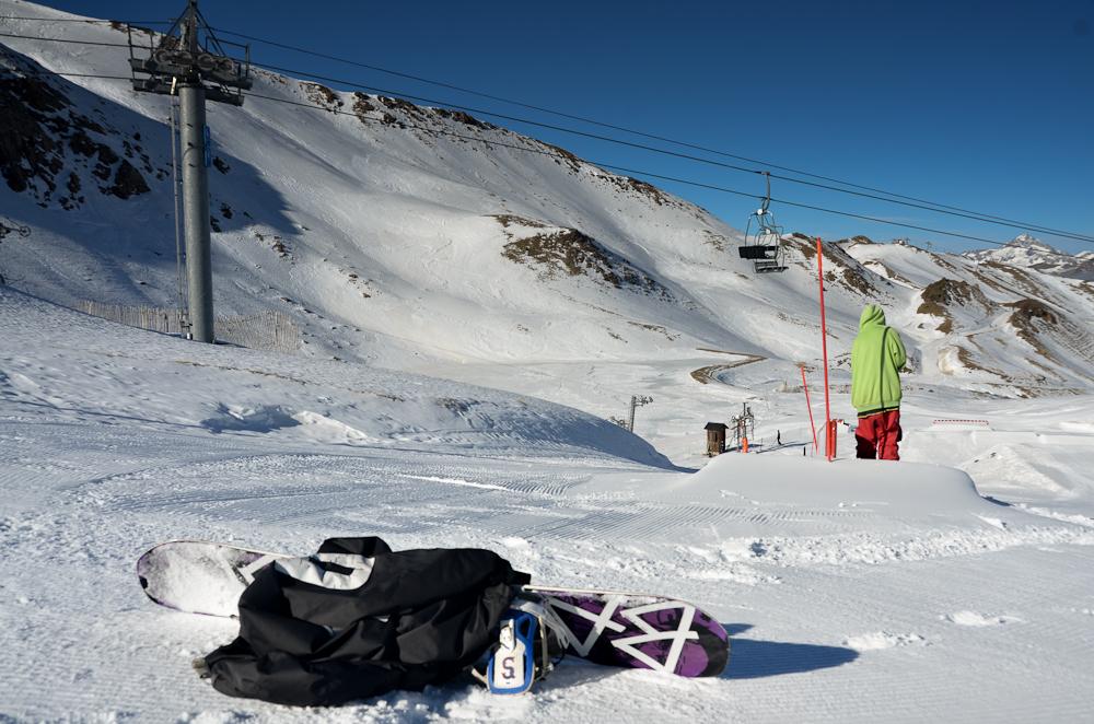 ou faire snowboard ski dans les pyrenees catalanes