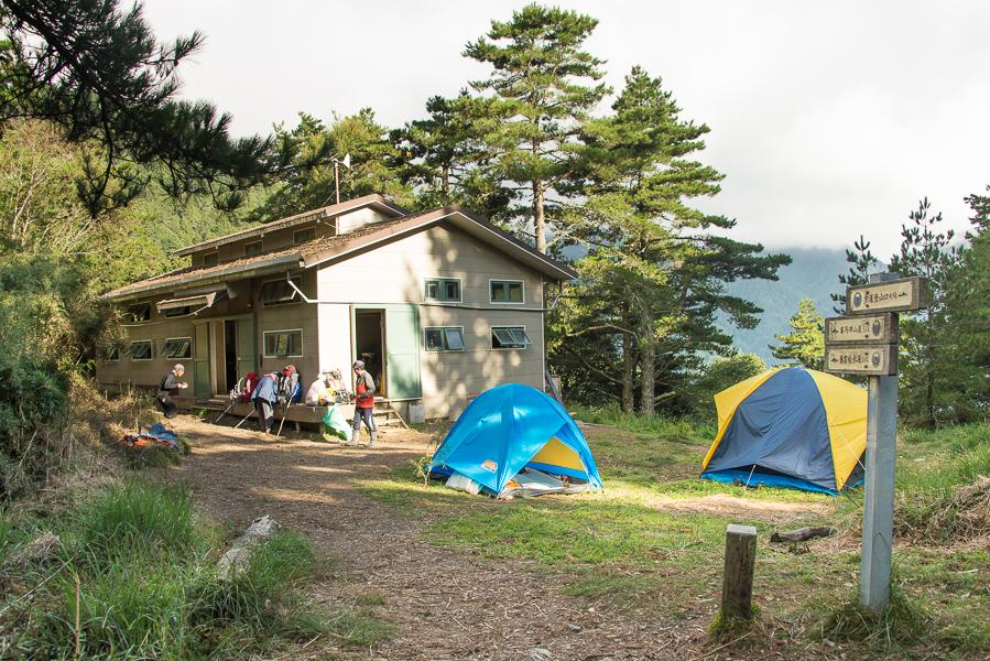 Yuleng Cabin taiwan taroko