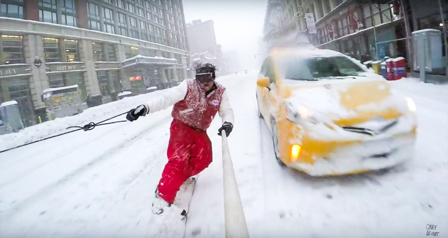 video-snowboard