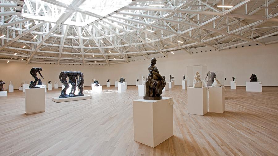 Musée Soumaya salle